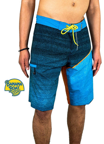 Banana Boat 4-Way Stretch Performance Quick Dry Board Short Sun Protective ProtectUV UPF50+