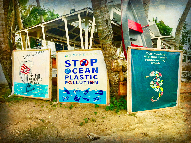 Stop Ocean Plastic Pollution