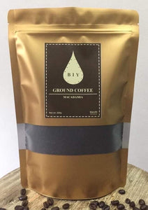 Macadamia Ground Coffee (250g)