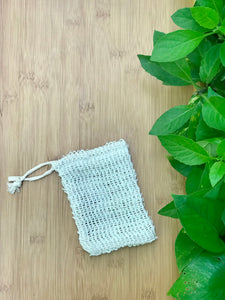 Sisal Pouch