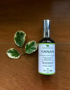 Hanan Shampoo with Argan Oil