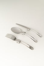 Foldable Metal Utensils