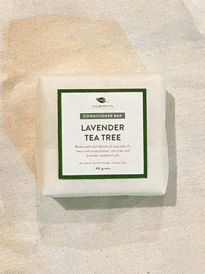 Lavender Tea Tree Nourishing Conditioner Bar