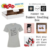 I'd Rather Be Reading Tee - Summer Reading Box Deal