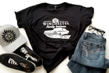 Winchester Family Business Tee, Supernatural Fandom Shirt