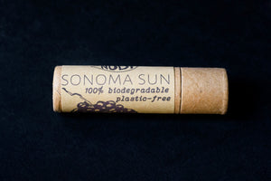 Sonoma Sun Plastic Free 100% Biodegradable Tinted Lip Balm