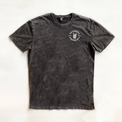 Whitsunday Powersports - acid wash t-shirt