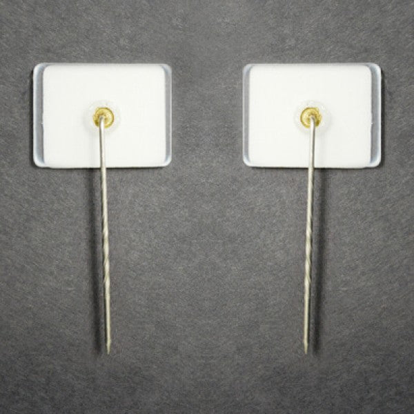 CUBICLE PINS FOR OFFICE SIGNS - SET OF 2 (STANDARD)