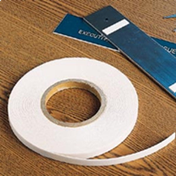 REMO DOUBLE-SIDED ADHESIVE MOUNTING TAPE FOR OFFICE SIGNS 5 3/4 in. x 1 in.