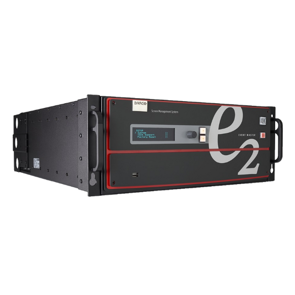 Barco E2-Gen2 event processor