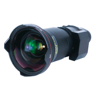 Barco TLD+0.86-1.25 projection lens