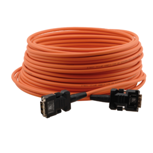 Kramer 50m DVI-fiber optic cable