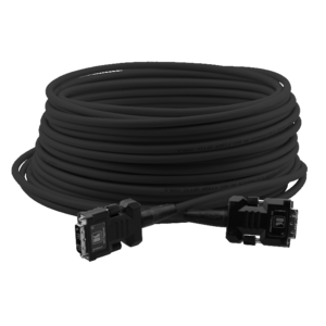 Kramer 100m DVI-fiber optic cable