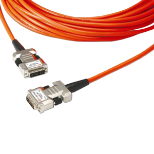 Opticis M1-1P0E DVI Hybrid Fiber Optic cable 30m