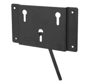 Audipack display wall mount SWL 60kg