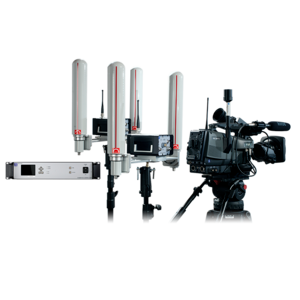 Incam G wireless camera kit inc. Grass Valley LDX-80