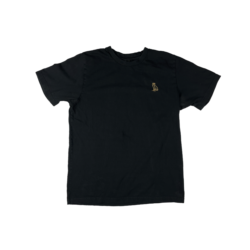 Black OVO Essentials T-Shirt
