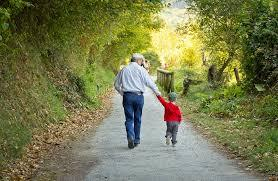 Some Unexpected Benefits of Being a Grandparent