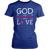 """God and Grandmothers"" Women's T-Shirts"