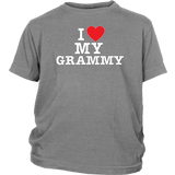 """I Love"" Grammy Youth T-Shirt"