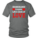 Unisex 100% Cotton T-Shirt Gift for Grandparents