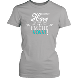 """Say No"" Nonni T-Shirt"