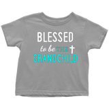 """Blessed"" Grandkid Infant and Toddler T-Shirt"