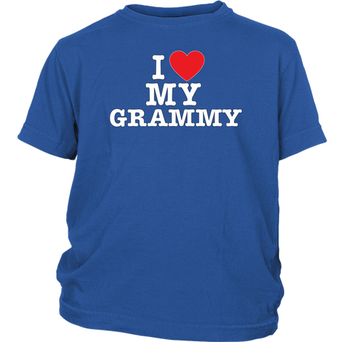 """I Love"" Youth Grammy T-Shirt"