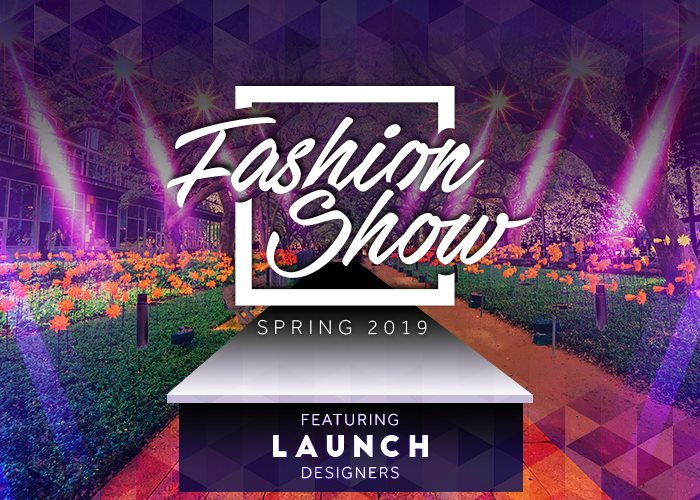 JAN 26, 2019 - FASHION SHOW SPRING 2019
