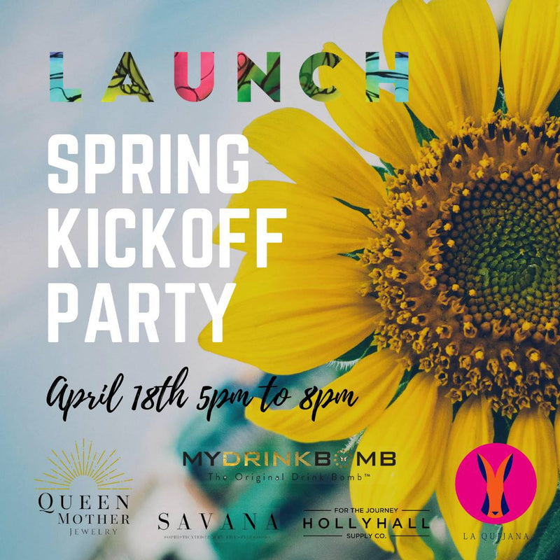APR 18, 2019 - Spring Kickoff Party at LAUNCH