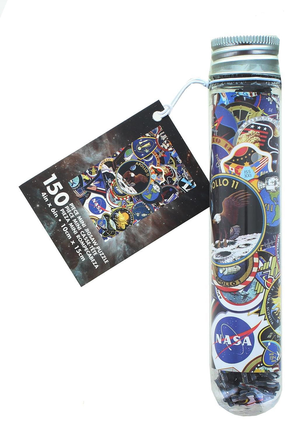 Nasa 150 Pc Puzzle in a Tube