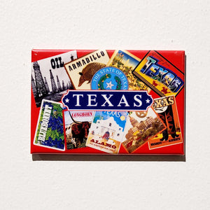 Photo Souvenir Magnet