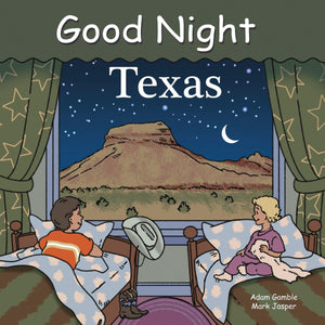 Goodnight Texas Board Book