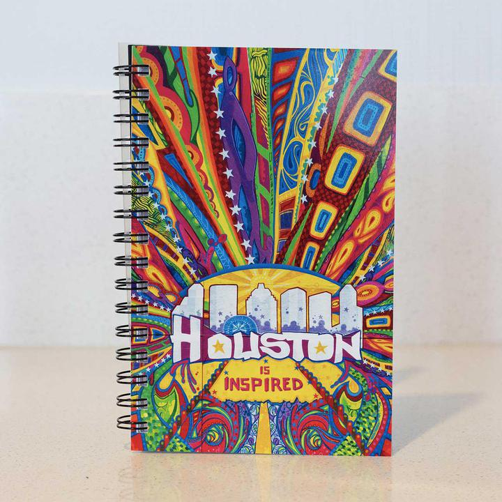 Houston Mural Notebook
