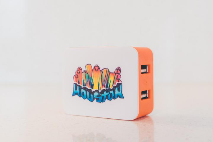 Houston Dual USB Box