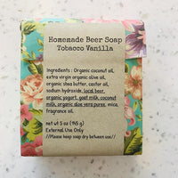 Simple Nut Organics Handmade Soap