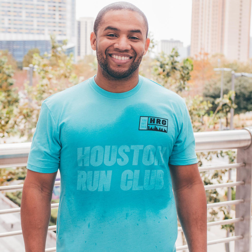 Houston Run Club Tee