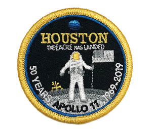 Apollo 11 50th Anniversary Commemorative Patch