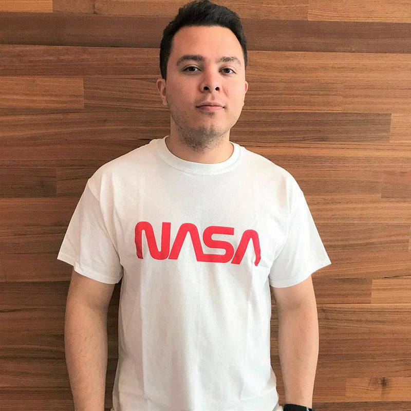 Men's NASA Worm Tee