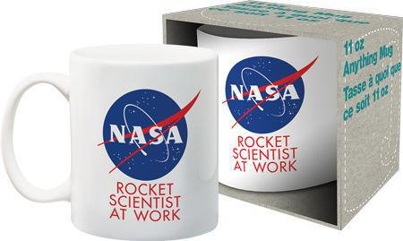 NASA Rocket Scientist 11oz Mug