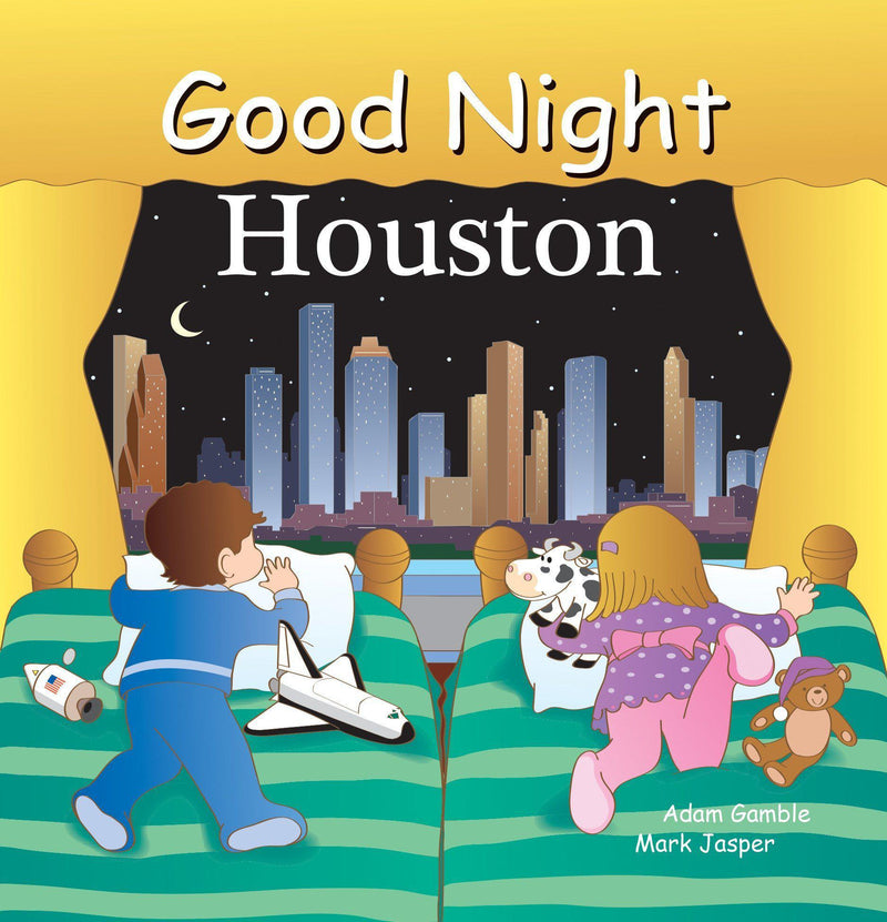 Goodnight Houston Board Book