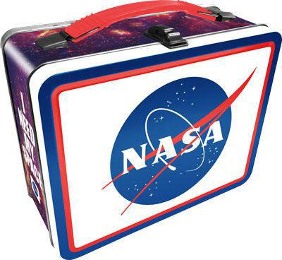 NASA Large Gen 2 Fun Box Lunch Box