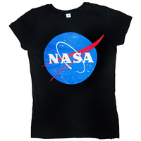 Women's NASA Meatball Tee