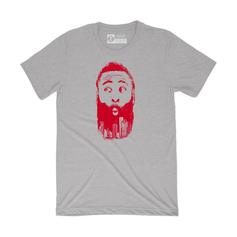 Harden Beardston Houston Tee