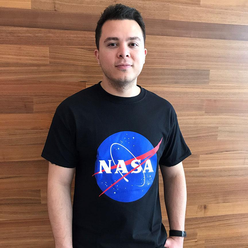 Men's NASA Meatball Tee
