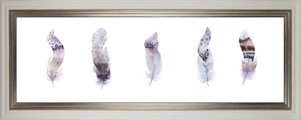 Watercolour Feathers III