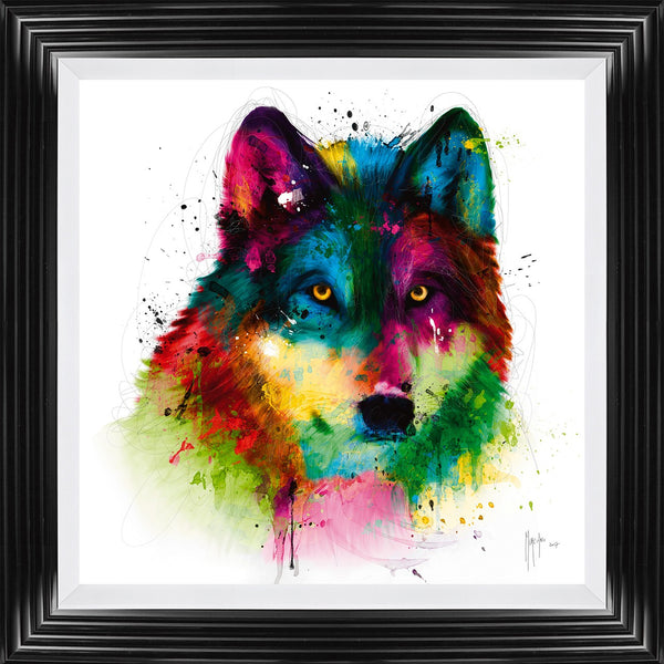 Wolf By Patrice Murciano