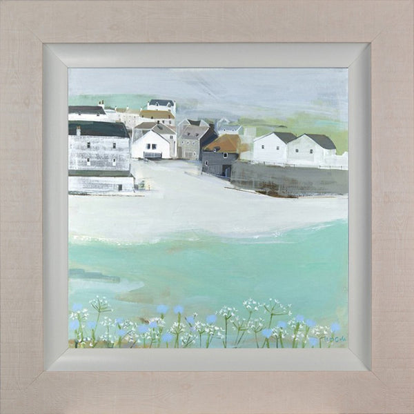 Wild Garlic By The Sea By Hannah Cole