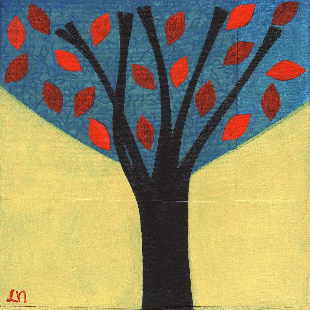 Tree / 122 By Laura Nugent