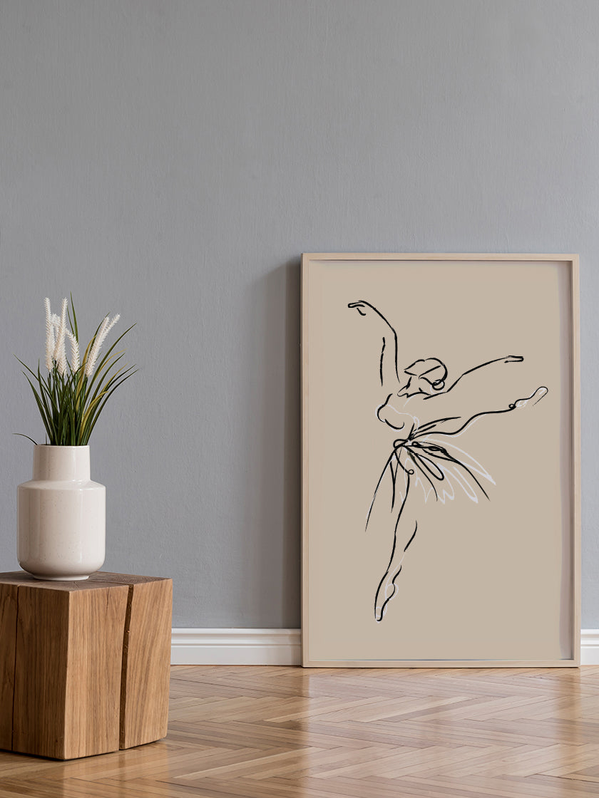 project-nord-abstract-ballerina-poster-in-interior-bedroom
